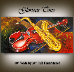Music-Art-Glorious-Tone
