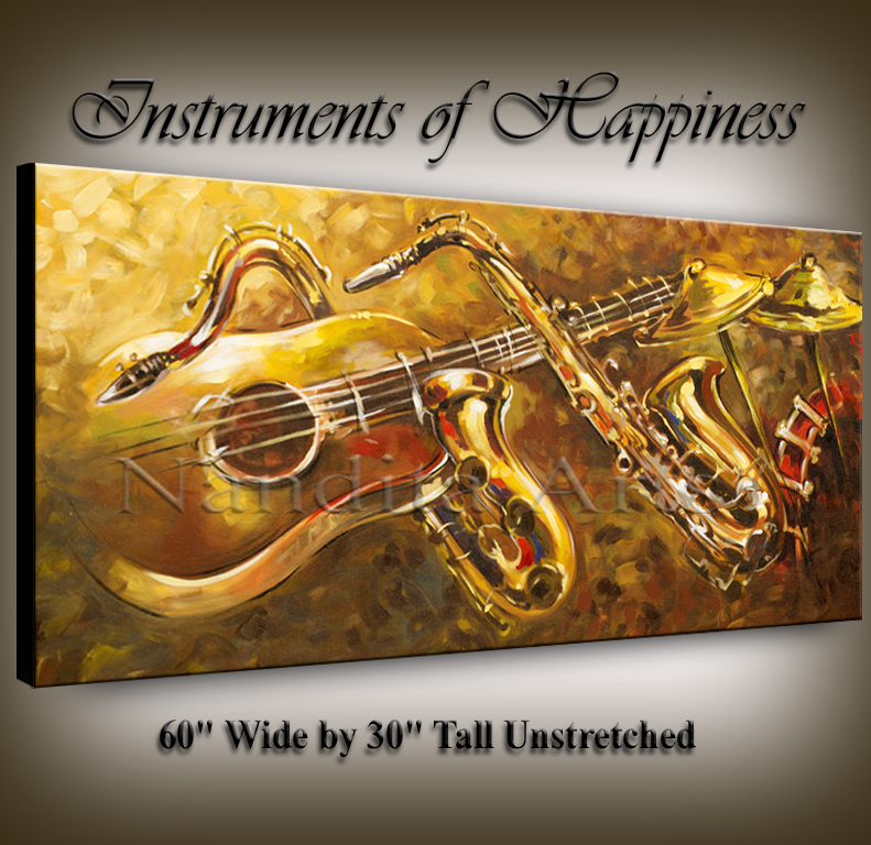 GUITAR-PAINTING-INSTRUMENTS-OF-HAPPINESS-GUITAR-PAINTINGS