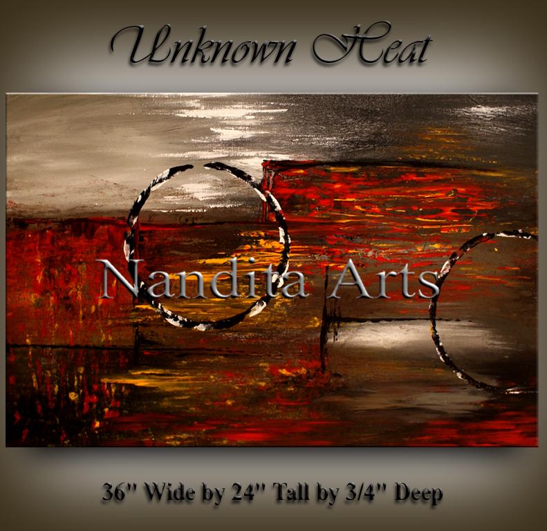 Unknown Heat make by Nandita Albright Dallas, TX