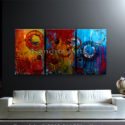 The View Underneath, Original, abstract, wall art, galley by Nandita Albright