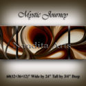 Abstract Galley of Modern Art Mystic Journey