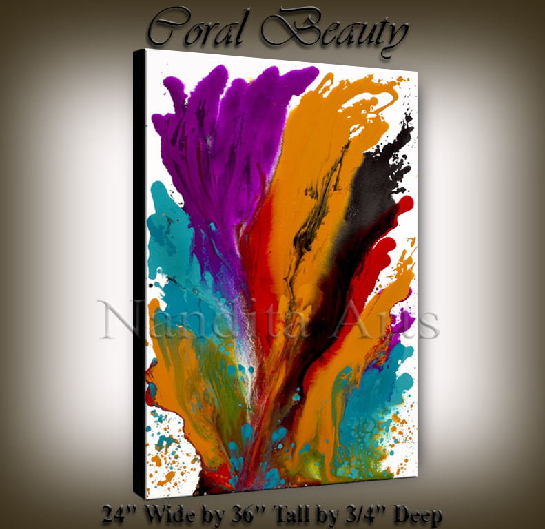 abstract art for sale, modern painting wall art