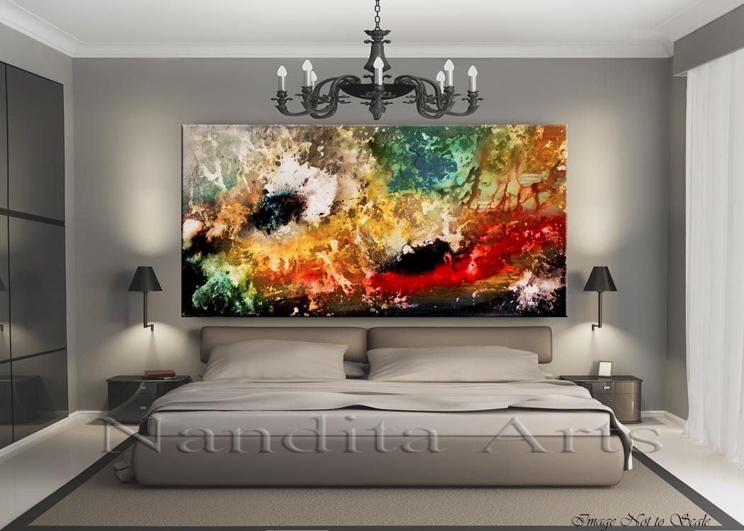 modern gallery art