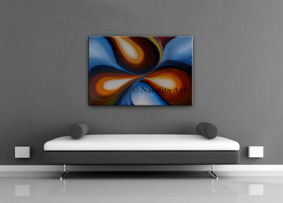 Modern oil paintings for sale