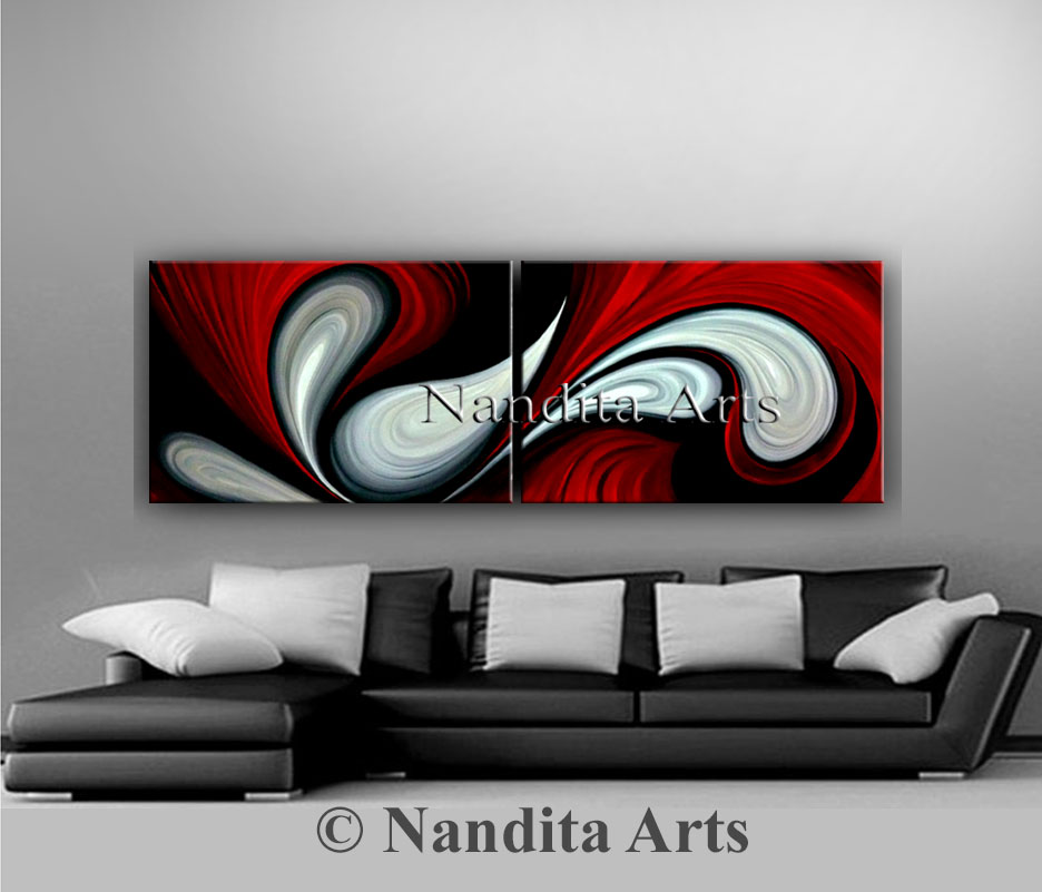 Large Contemporary Art Paintings
