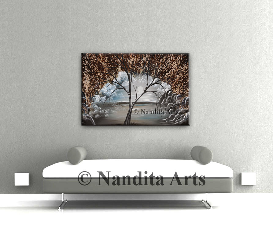 Landscape Painting original art Paintings
