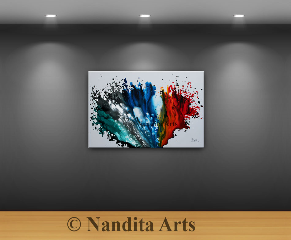 Modern Painting, Wall Art Gallery