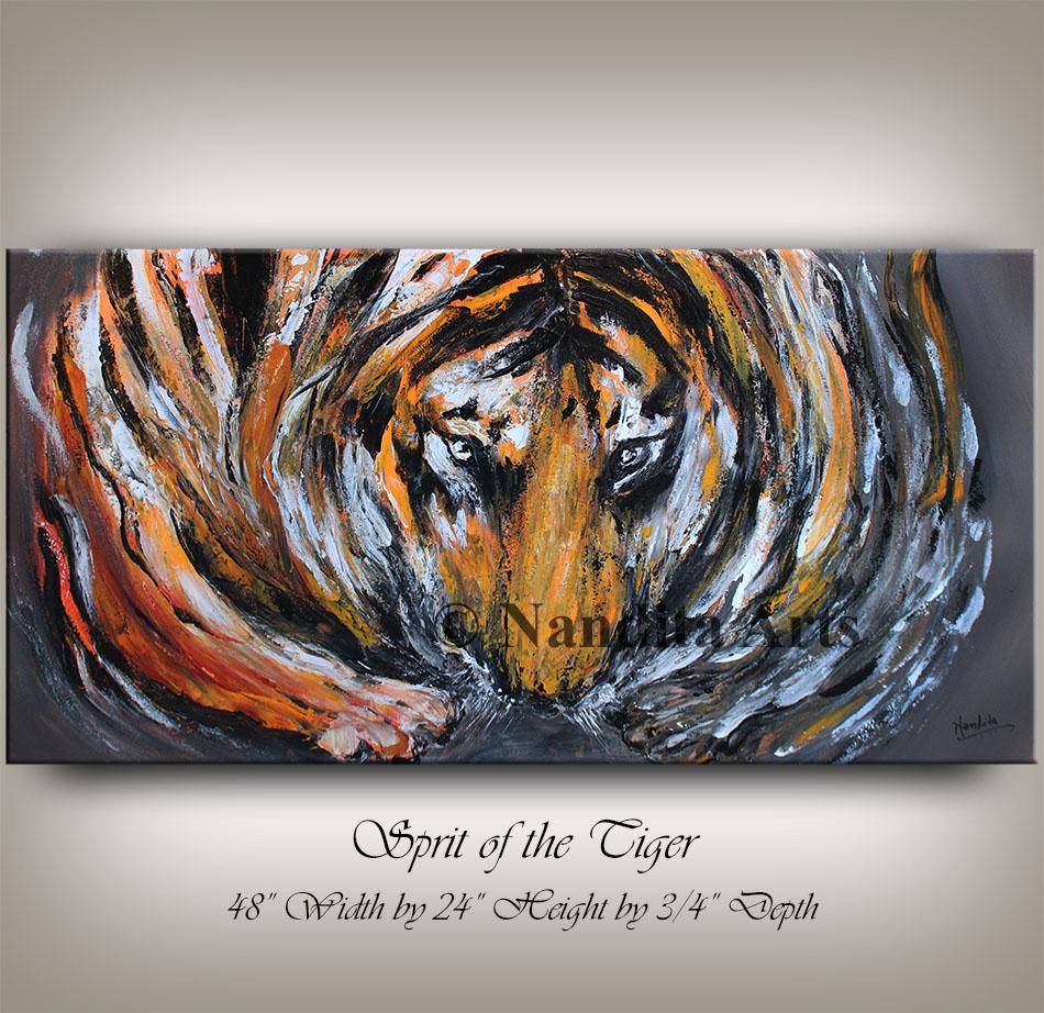 Tiger, Tiger art, tiger wall art gallery