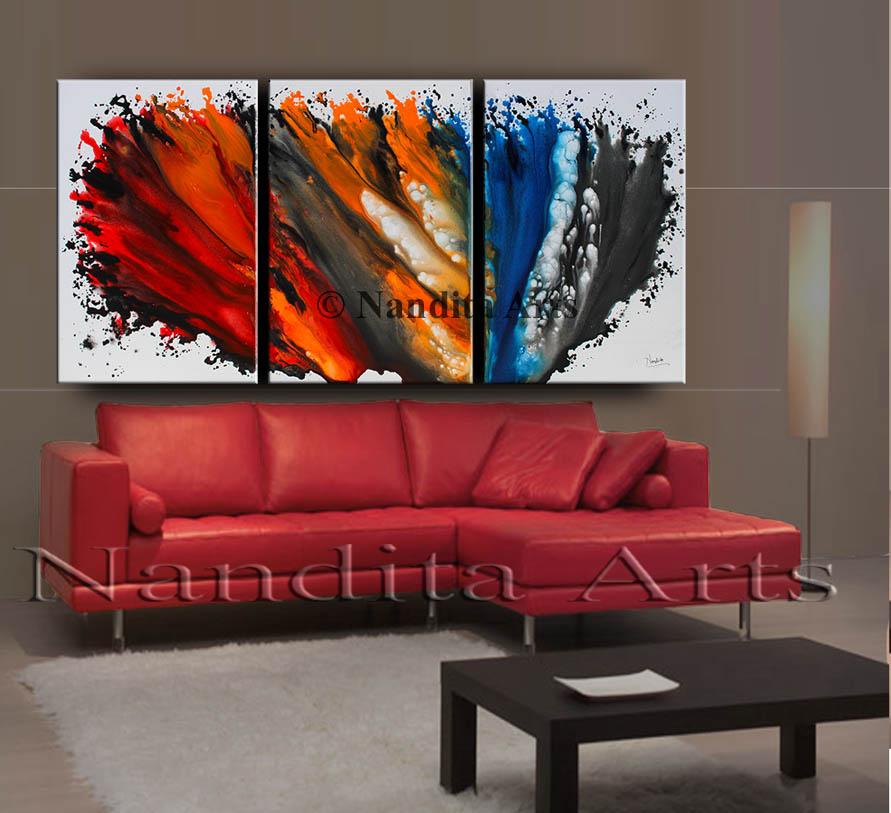 Modern Art, Modern Painting by Nandita Albright