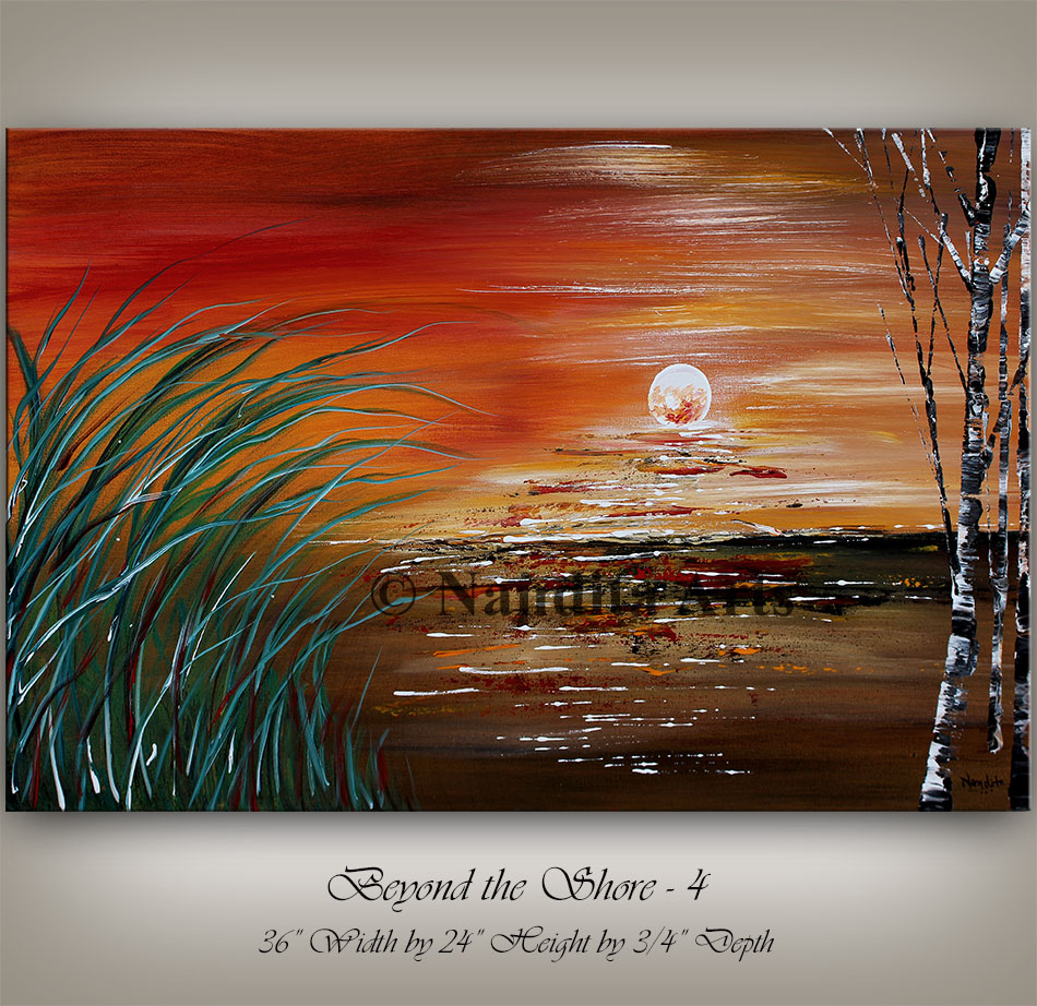 Textured Paintings On Canvas For Sale