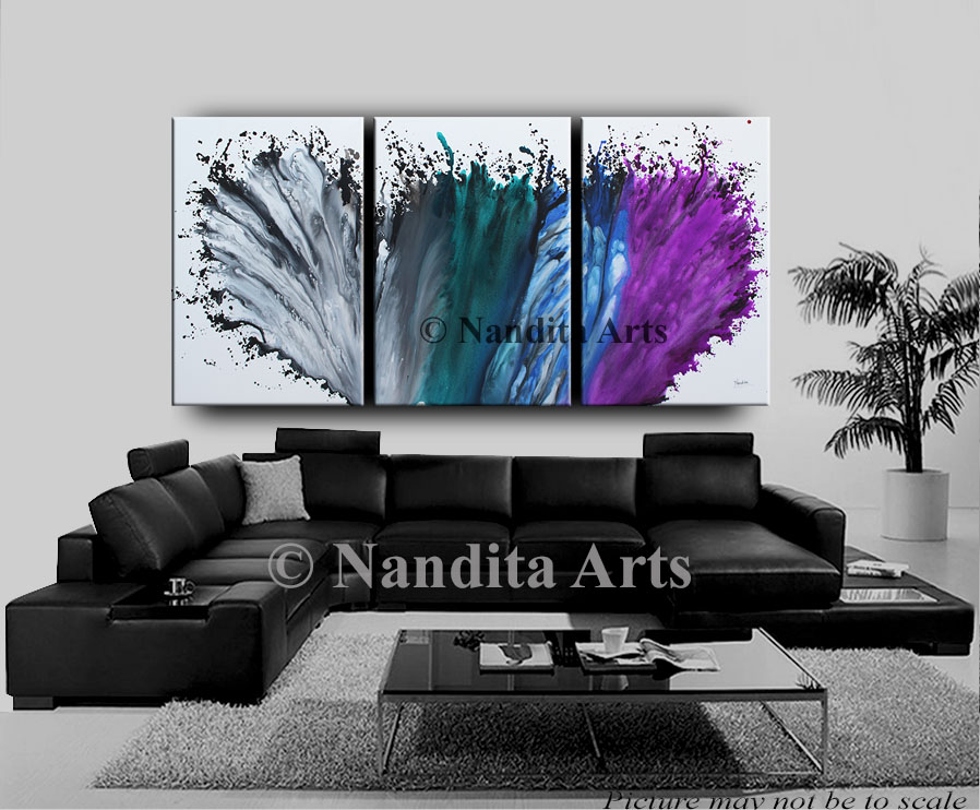 Fuchsia, Purple art,