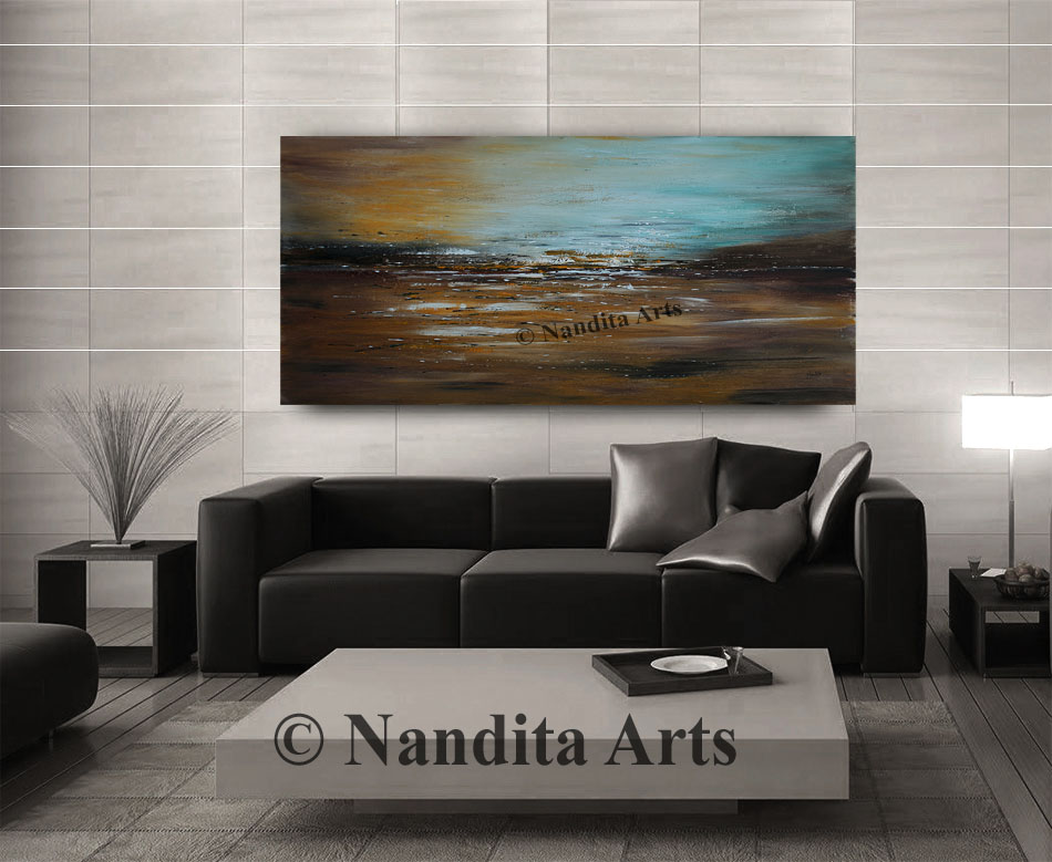 Landscape Painting, Wall Art
