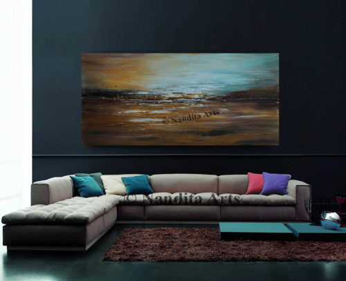 Landscape Painting, Wall Art