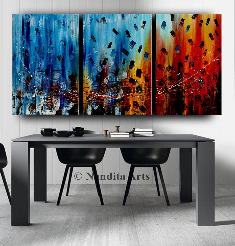Colorful Large Art
