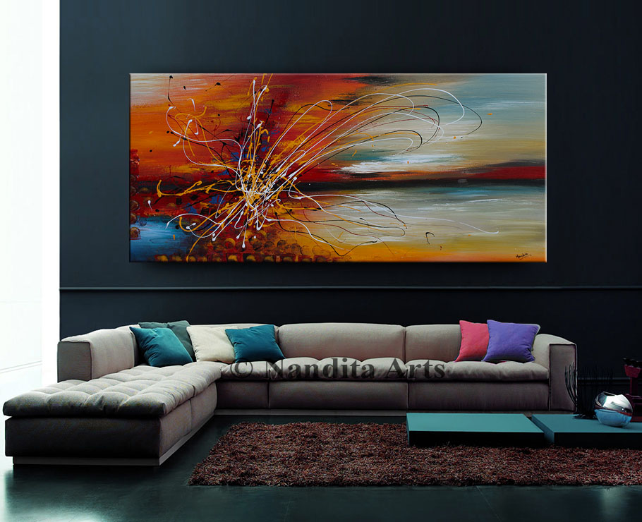 Textured Wall Art Canvas