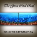 The Great Coral Reef Original artwork from dallas tx by Nandita Albright