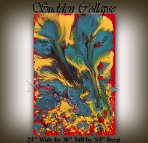 Huge Art Sudden Collapse Huge Arts