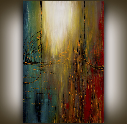 Abstract Art Elemental Mix Abstract Arts