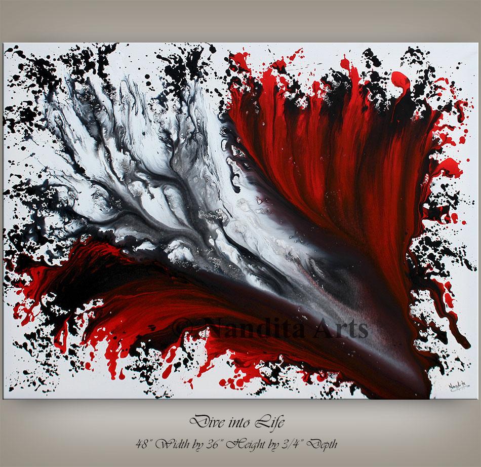 Huge Large artwork Painting