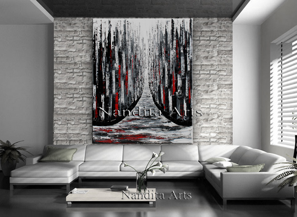 city scape, cityscape art, cityscape Painting