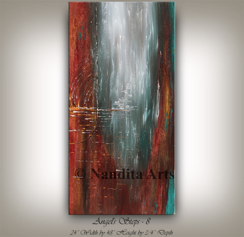 Abstract Painting, Landscape Paintings