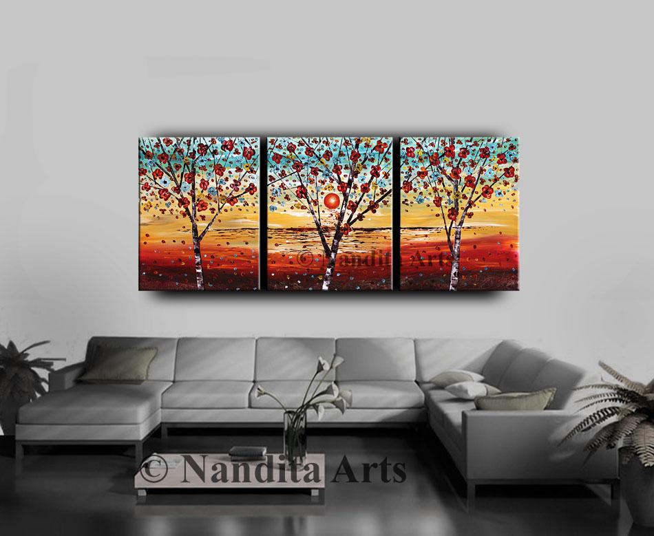 Landscape Texture Art