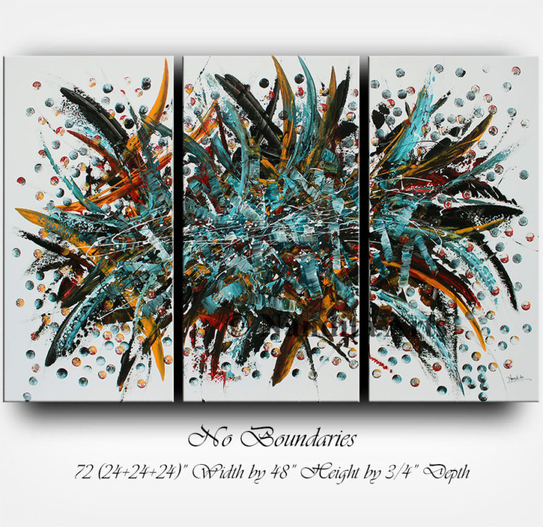 Extra Large Wall Art, Abstract Painting, Wall Decor