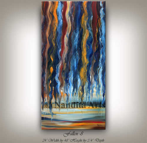 Fallen, Artwork, Fallen Painting, Fallen Art