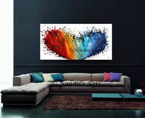 Modern Art by Nandita Albright