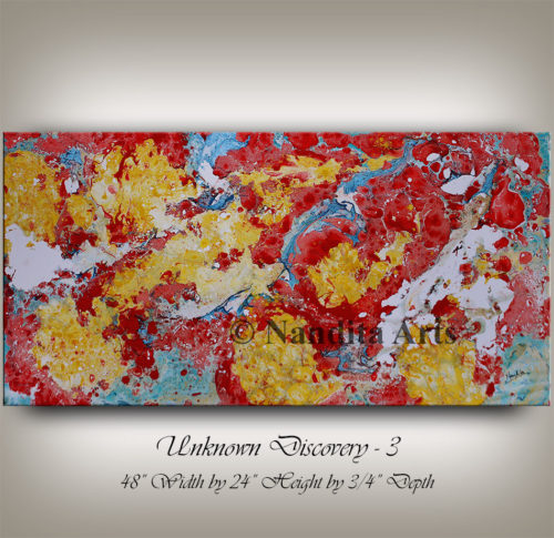 Red Painting, Red Artwork, Extra large Artwork, modern art paintings for sale