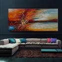 Textured Wall Art Canvas